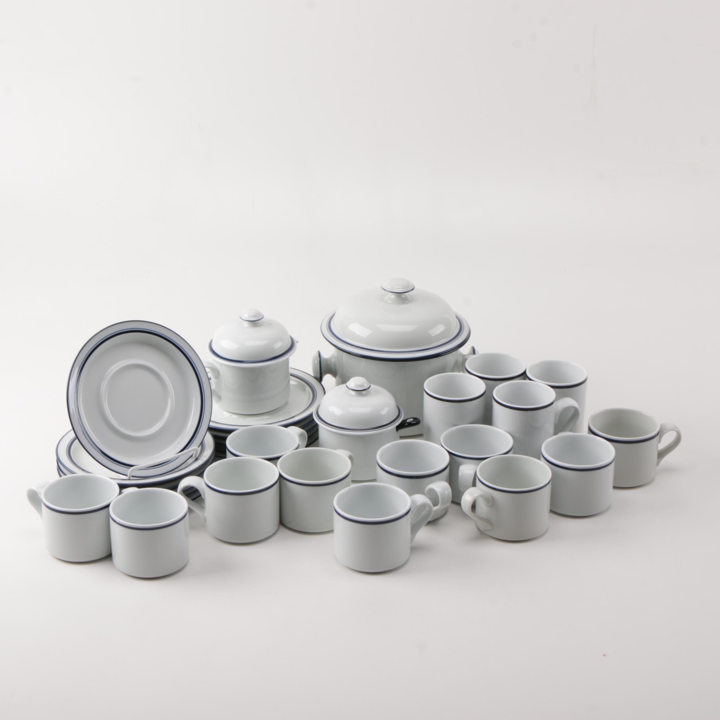 Dansk Bistro Ceramics