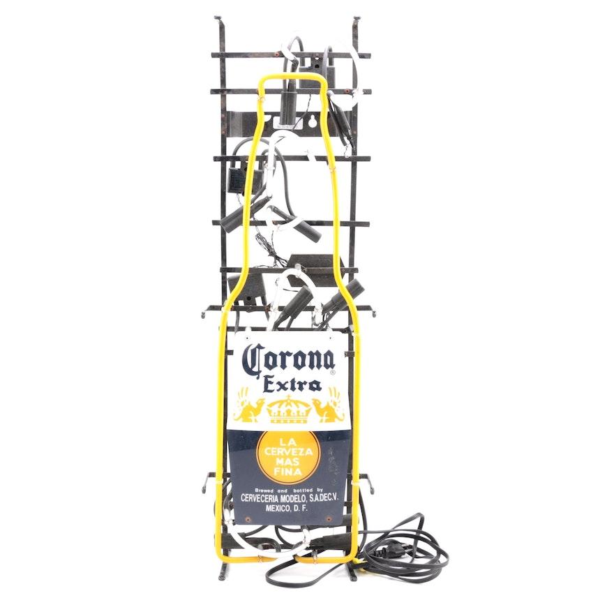 Corona Neon Sign/Light