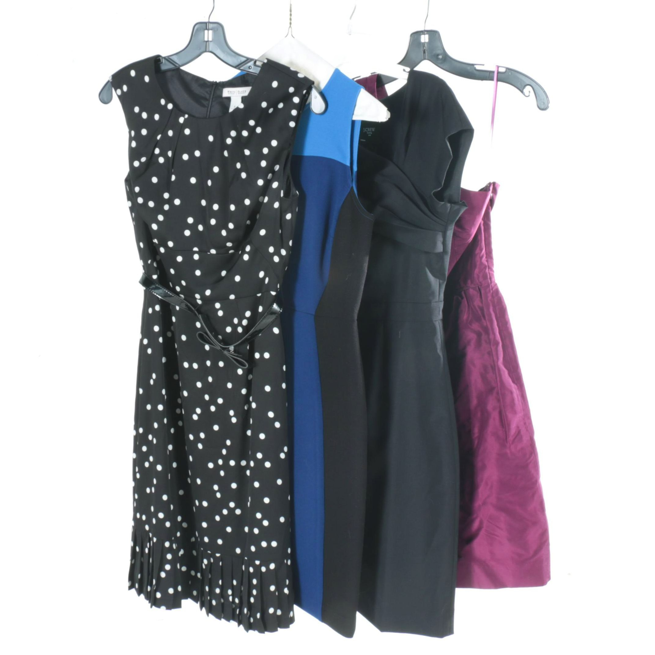 Women's Dresses Including J.Crew, White House Black Market, and Ann Taylor LOFT