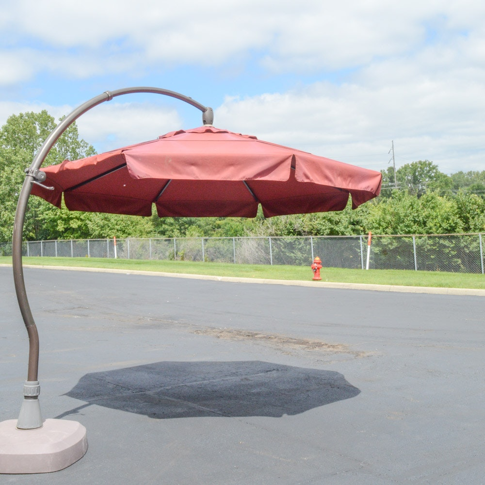 Frontgate Side Mount Patio Umbrella ...