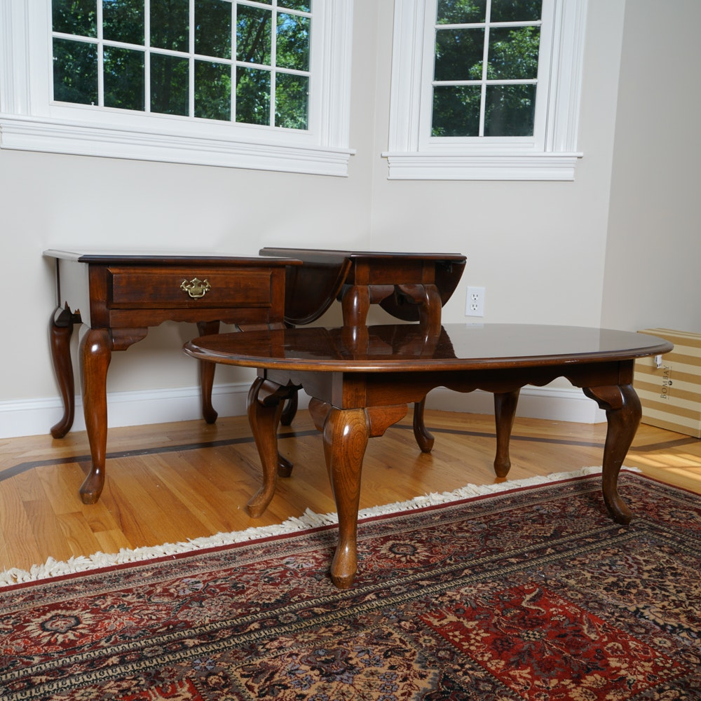 Queen Anne Style Tables
