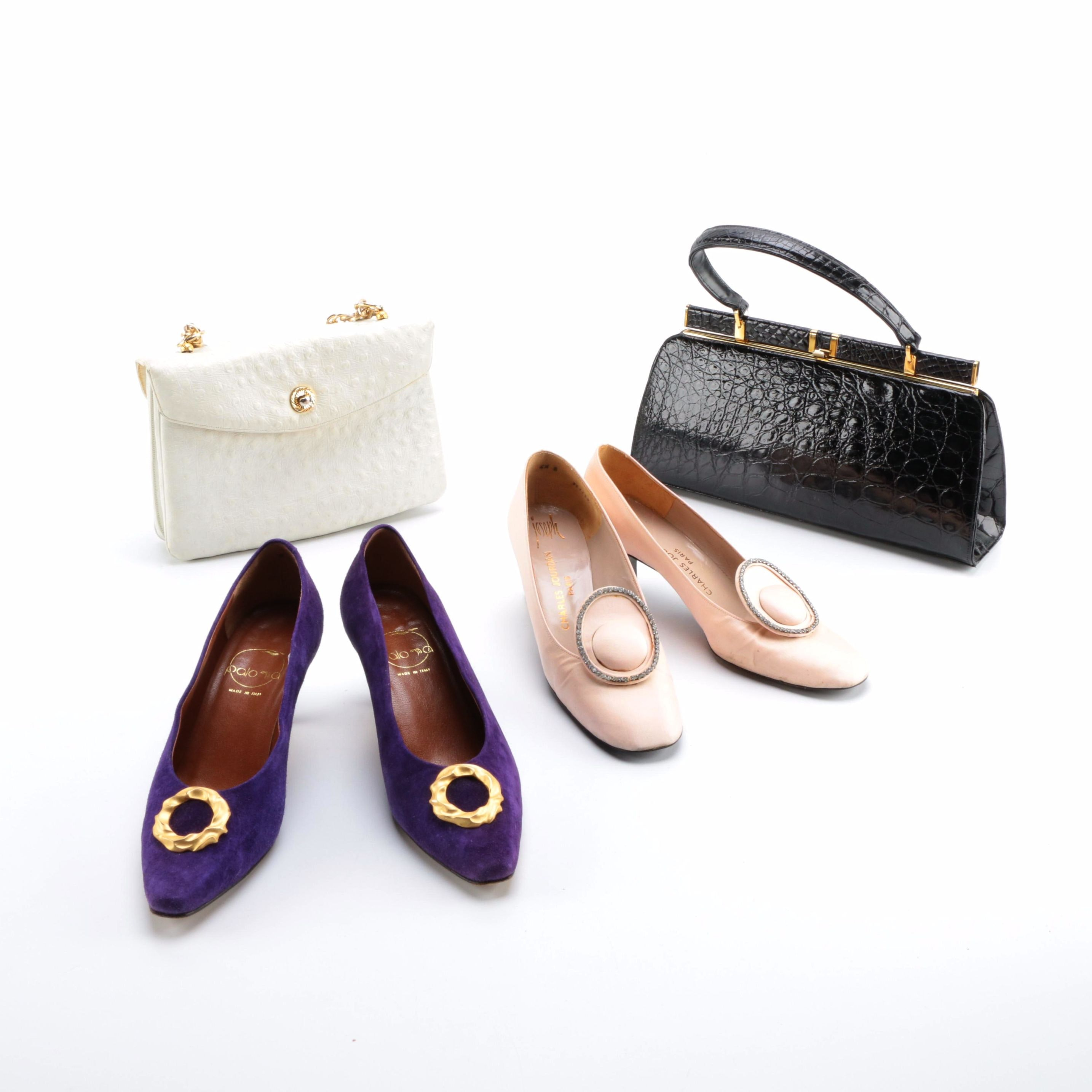 Vintage Shoe and Handbag Collection
