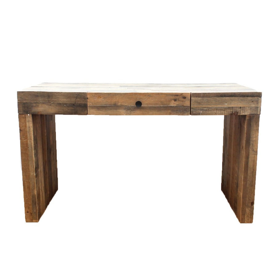 Reclaimed Wood Console Table By West Elm