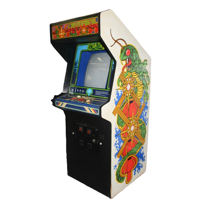 Centipede Arcade Game Machine by Atari