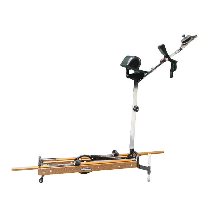 "NordicTrac ""Achiever"" Skiing Exercise Equipment"