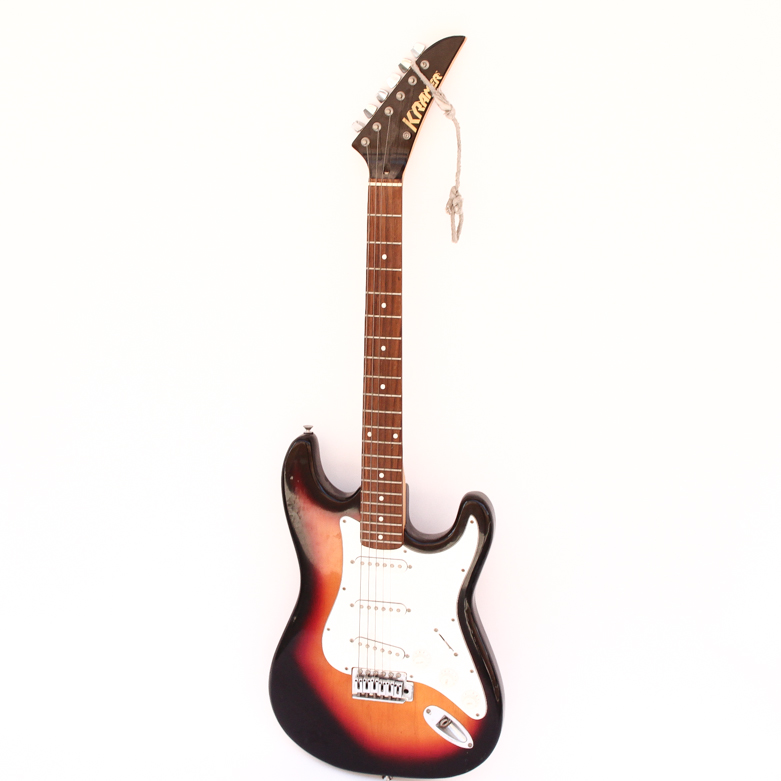 Cute Ibanez Rg Wiring Tiny Ibanez Wiring Round Dimarzio Switch Security Diagram Youthful One Humbucker One Volume BrightSolar Panel Wiring Kramer Strat Style Electric Guitar : EBTH