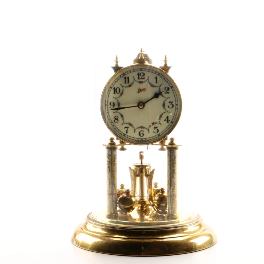 Schatz German Anniversary Clock Ebth