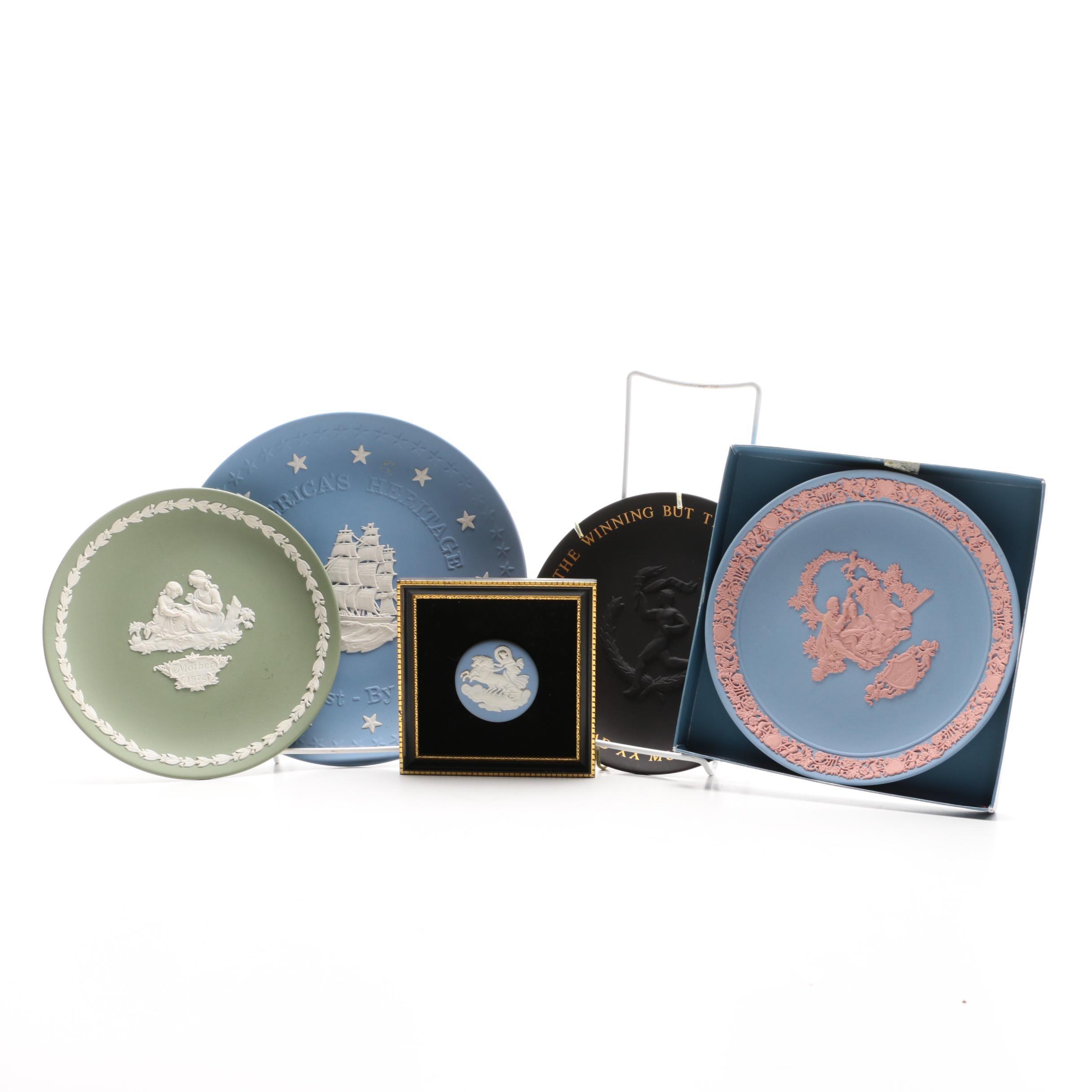 Wedgwood Decorative Plates ...  sc 1 st  EBTH.com & Wedgwood Decorative Plates : EBTH