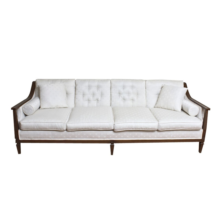 Stratford furniture company upholstered sofa ebth for Sofa company