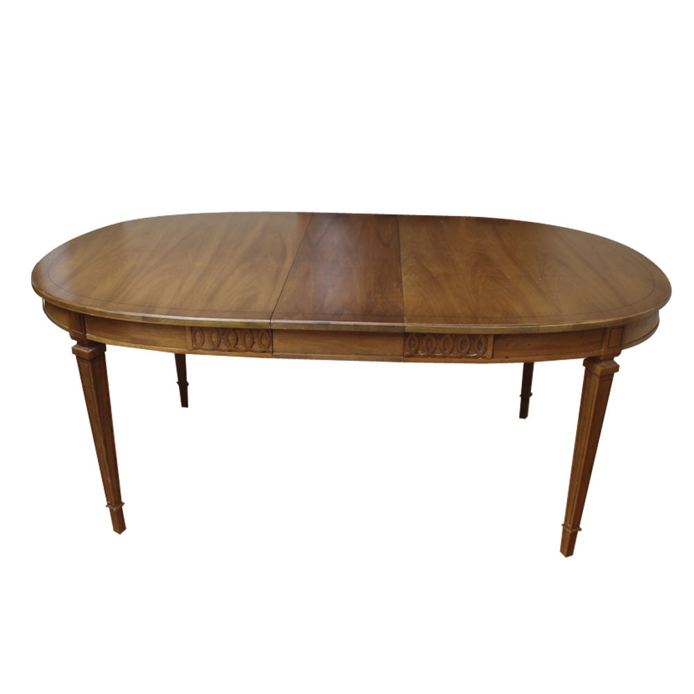 Cherry French Provincial Style Dining Table