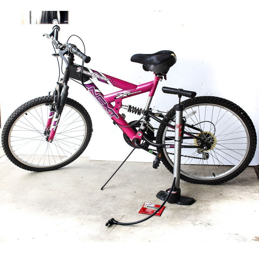 Women S Next Power Climber Mountain Bike With Schwinn Air