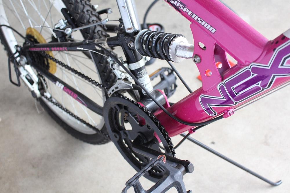 Women S Next Power Climber Mountain Bike With Schwinn Air
