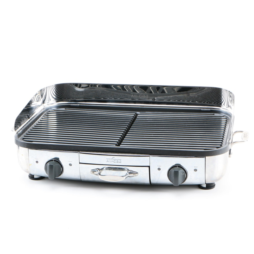 All Clad Electric Grill