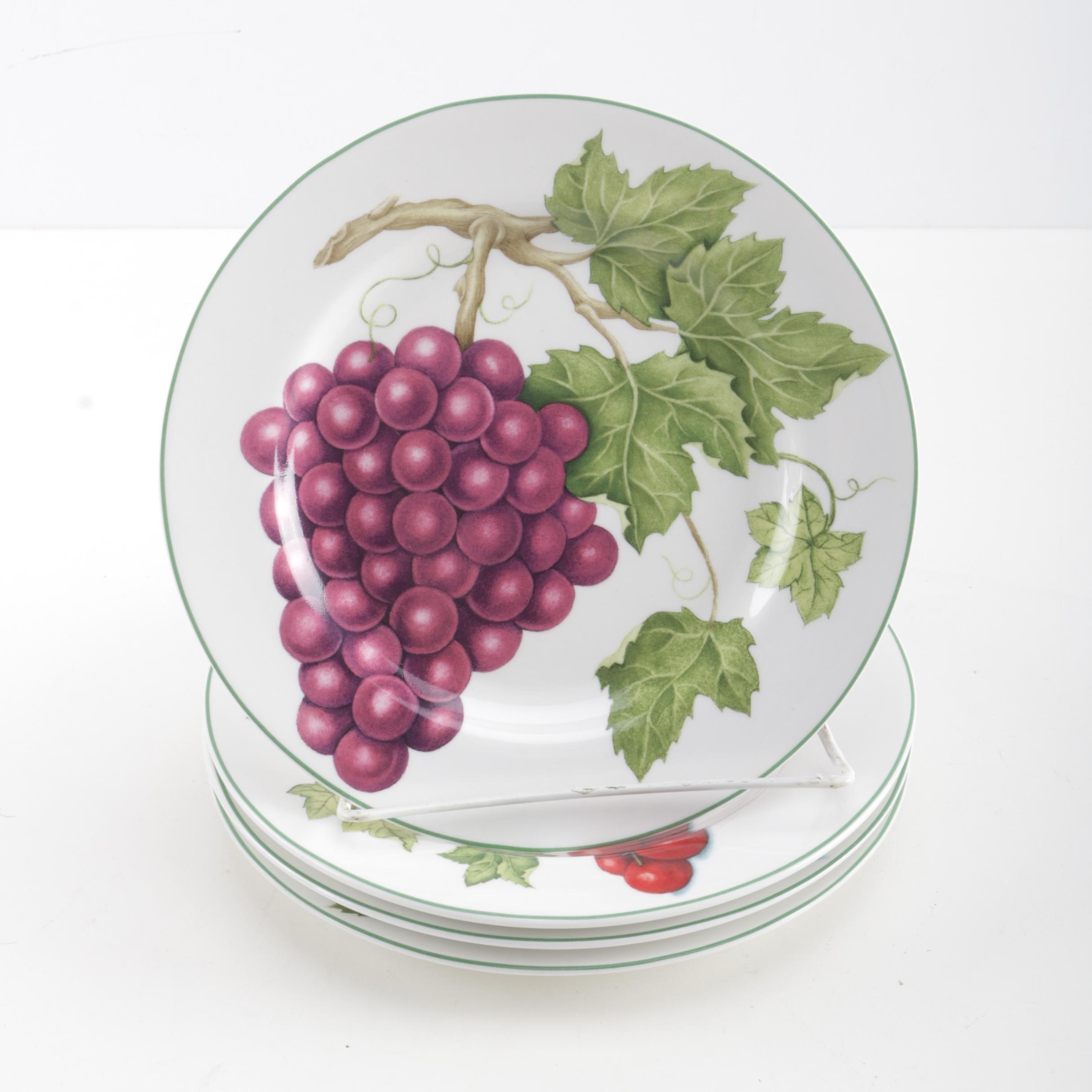 American Atelier  Vineyard  Plates ... & American Atelier