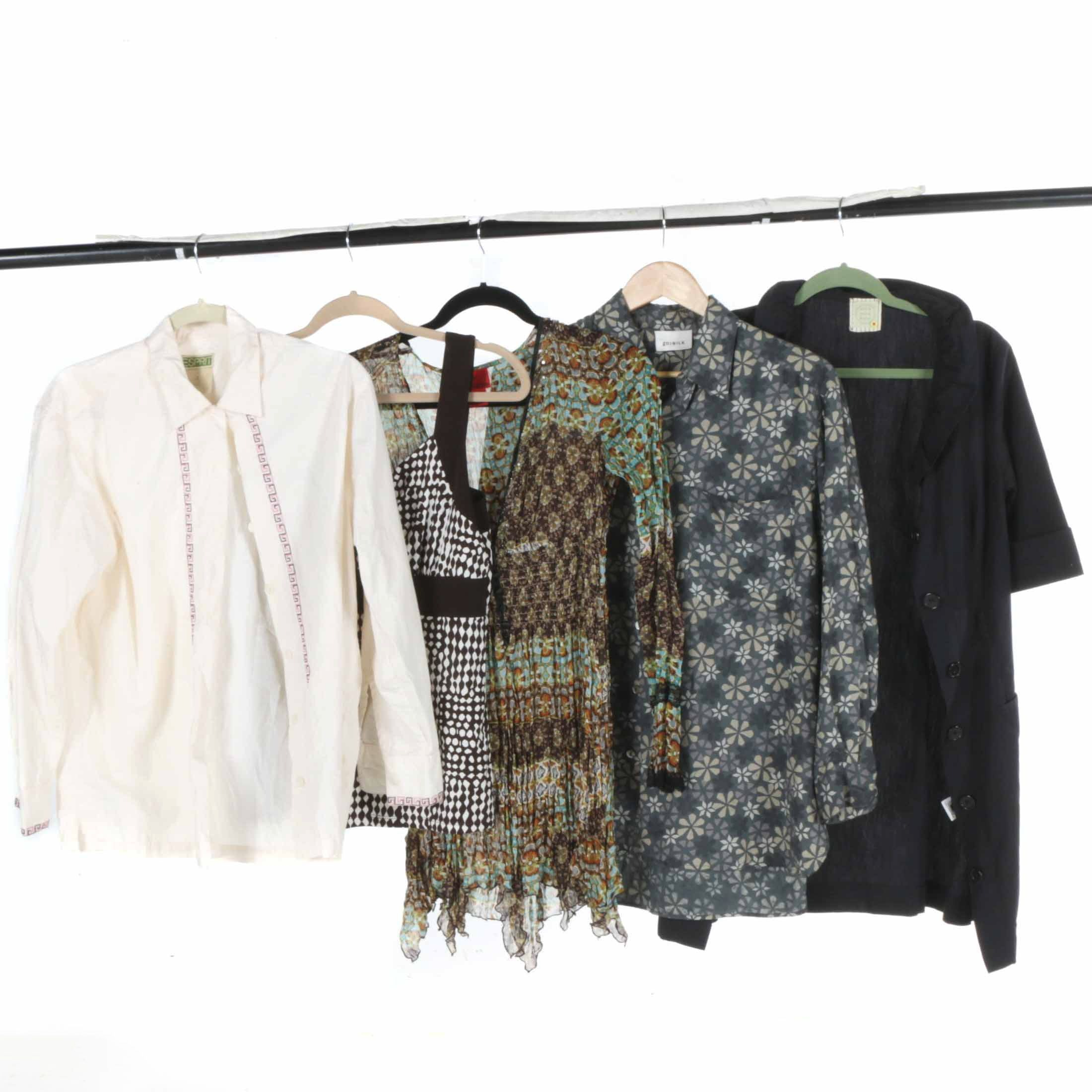 Women's Tops and Dresses