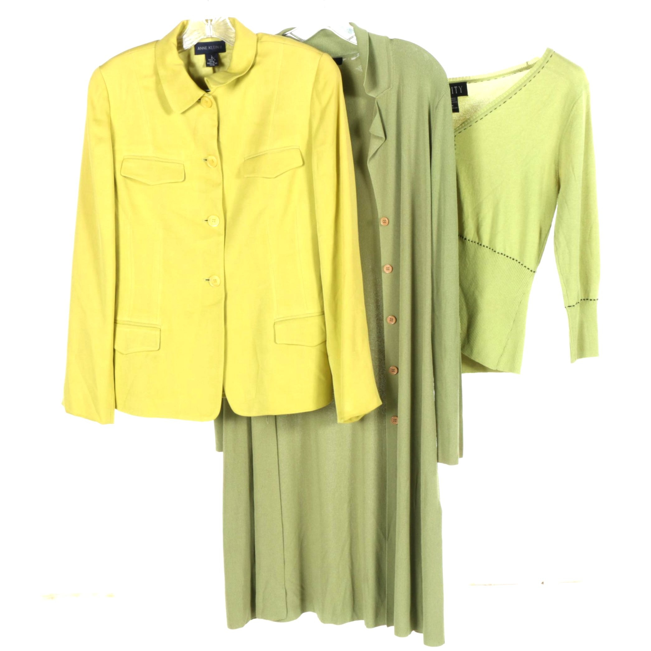 Women's Cardigans and Jacket Including BCBG