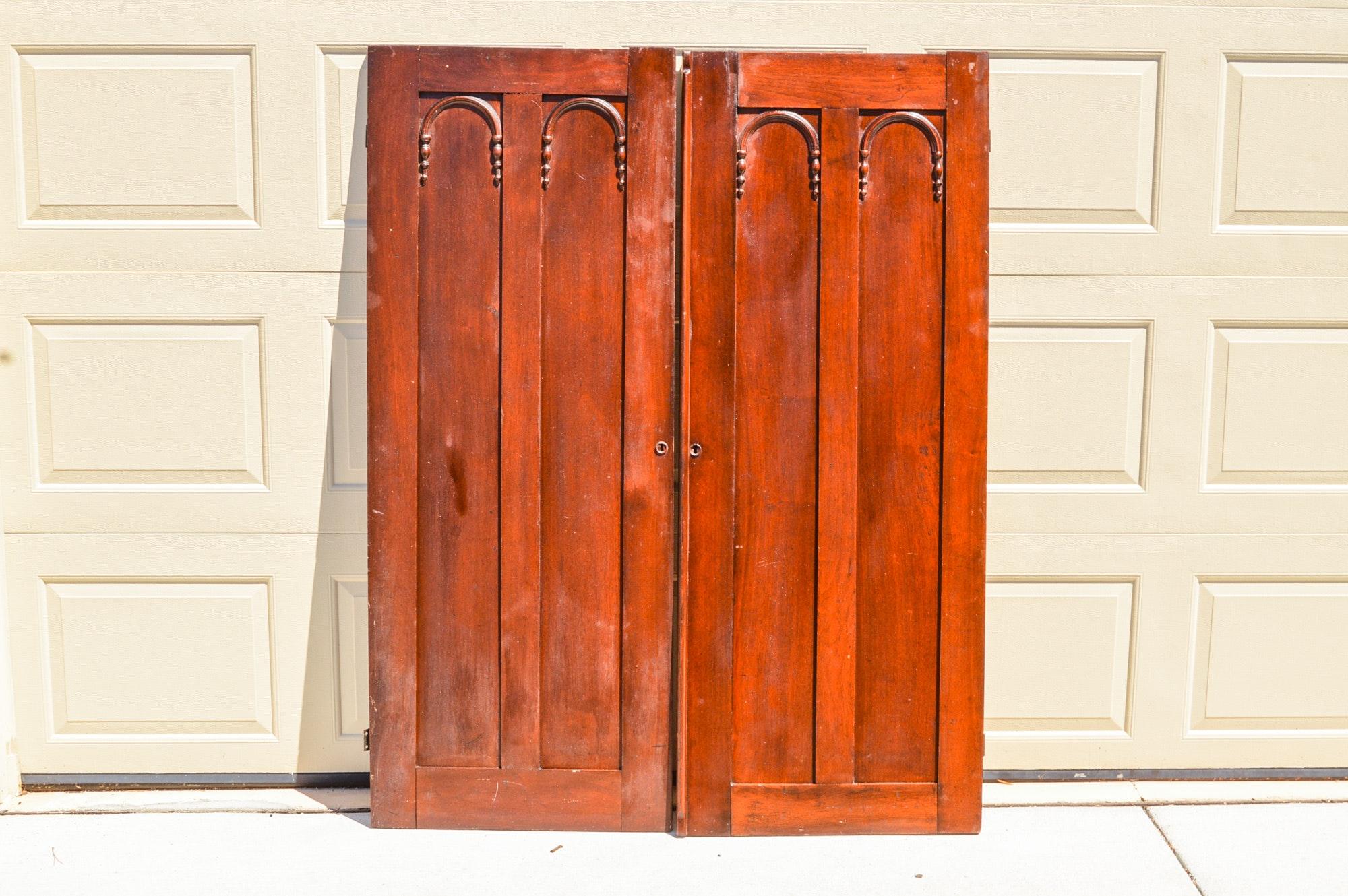 Antique American Doors