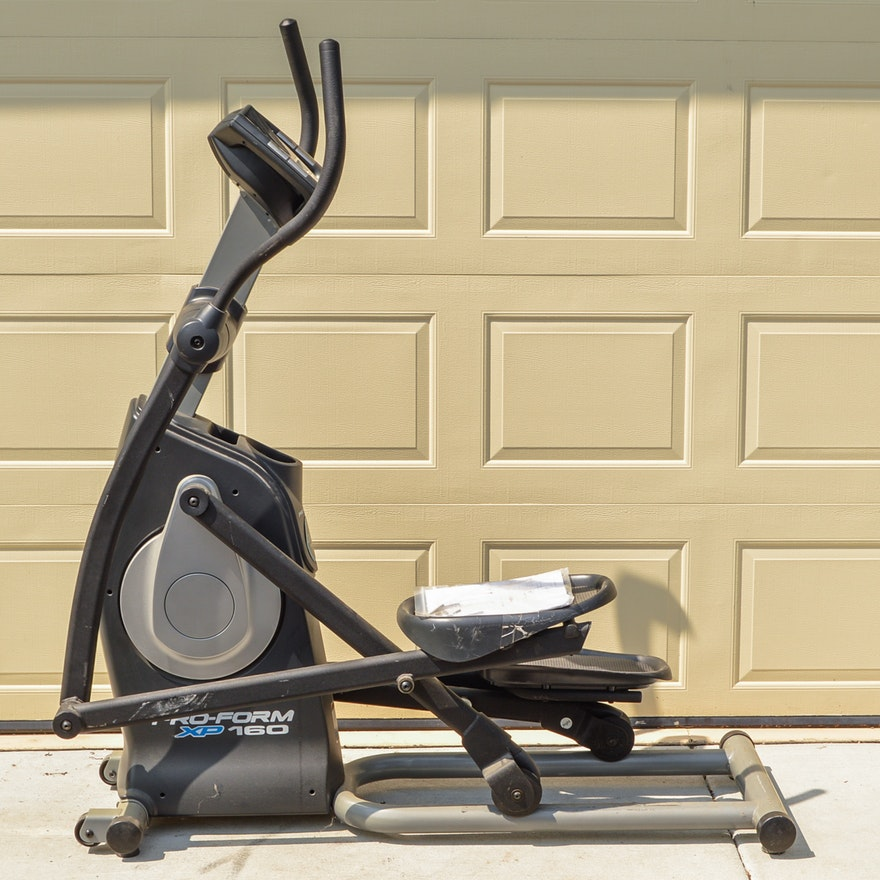 ProForm XP 160 Crosstrainer Elliptical : EBTH