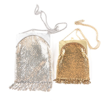 Whiting & Davis Mesh Vintage Handbags