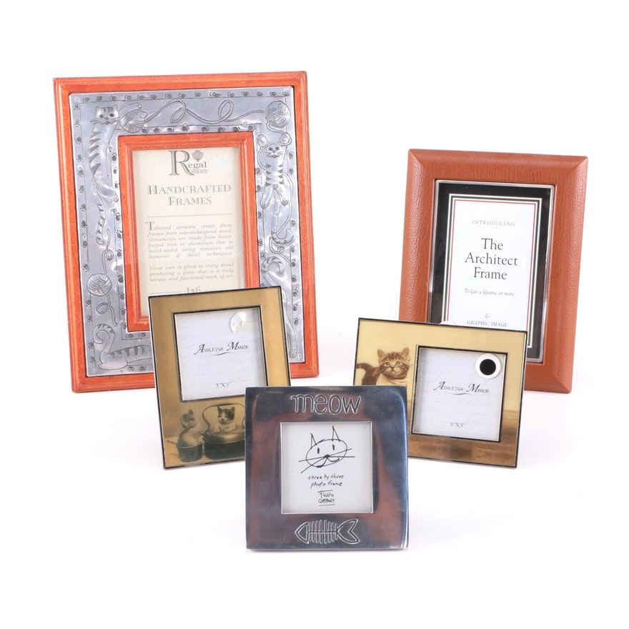 Cat-Themed Picture Frames : EBTH