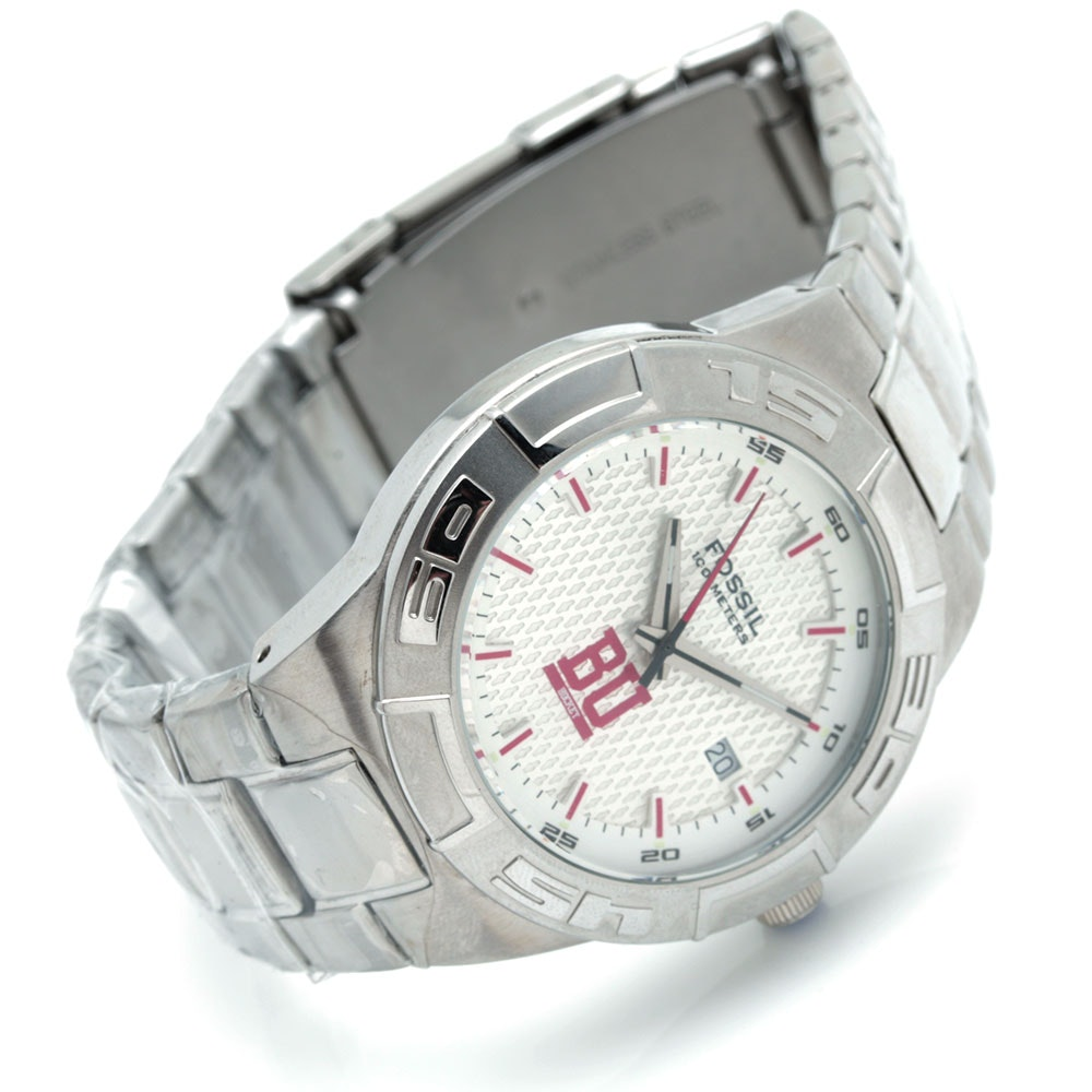 Fossil Stainless Steel Wristwatch