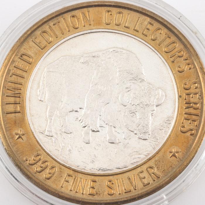 Admiral casino commemorative silver coin poker casino wien prater