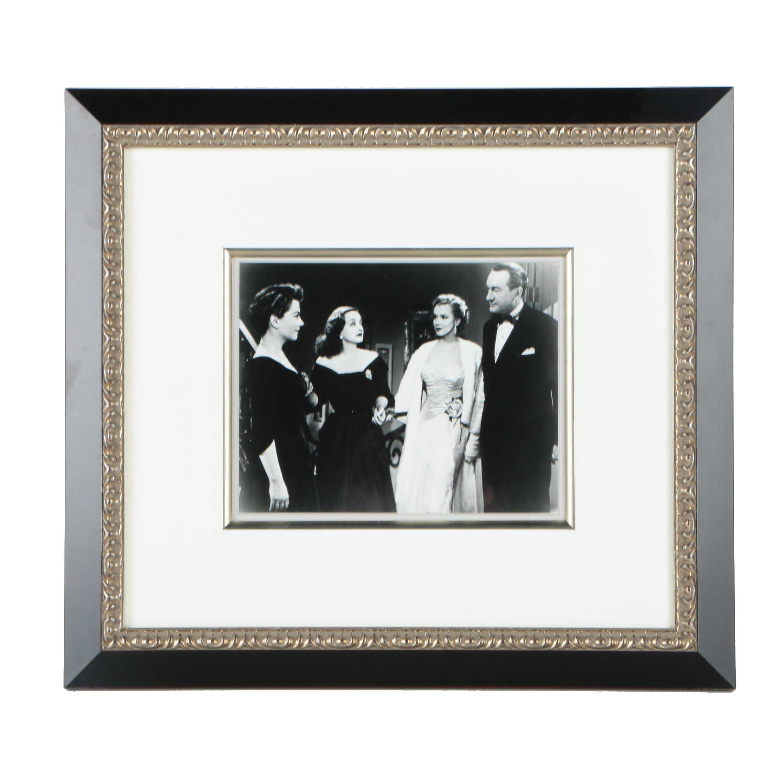 """Photograph Still From """"All About Eve"""""""