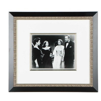 "Photograph Still From ""All About Eve"""