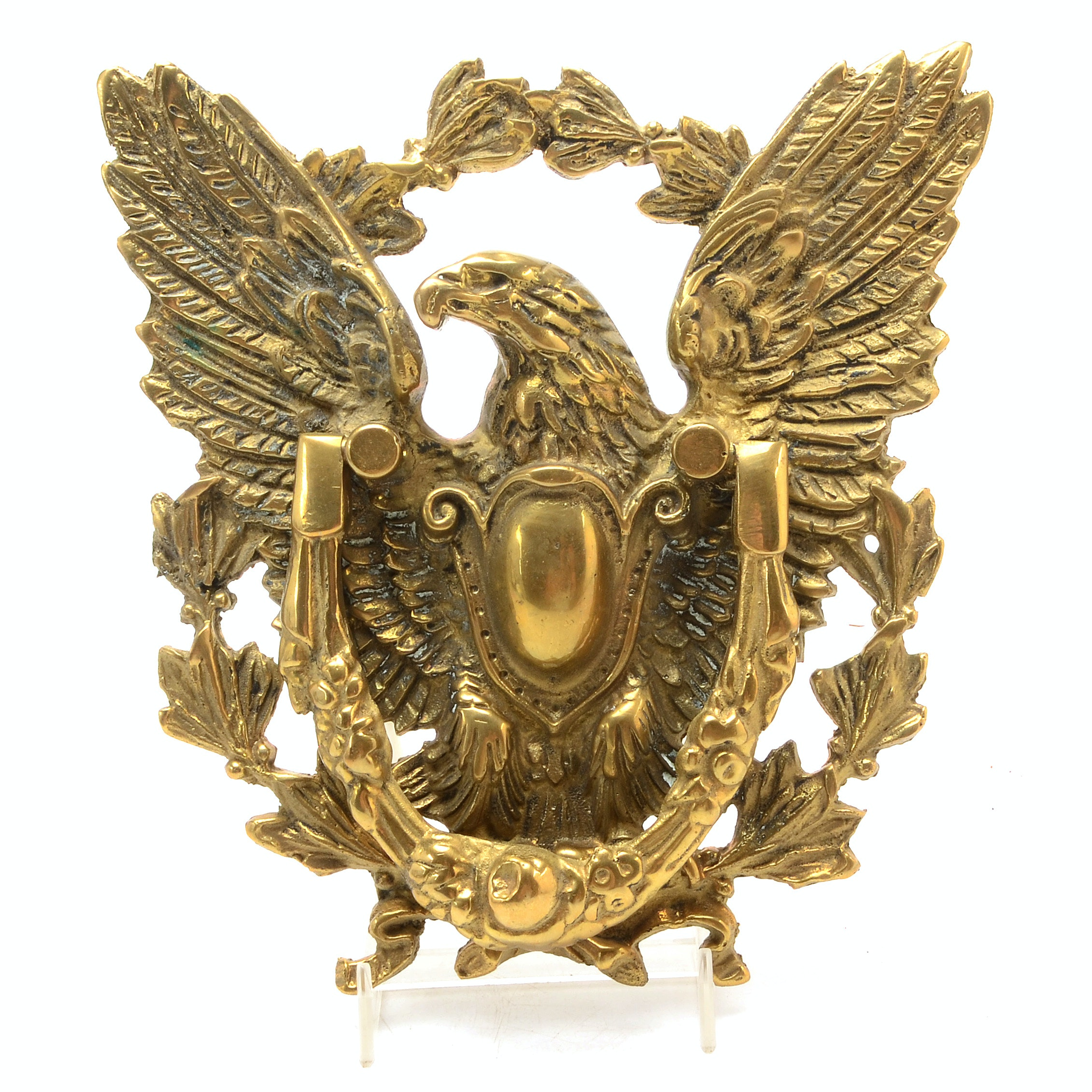 Brass Eagle Door Knocker ...