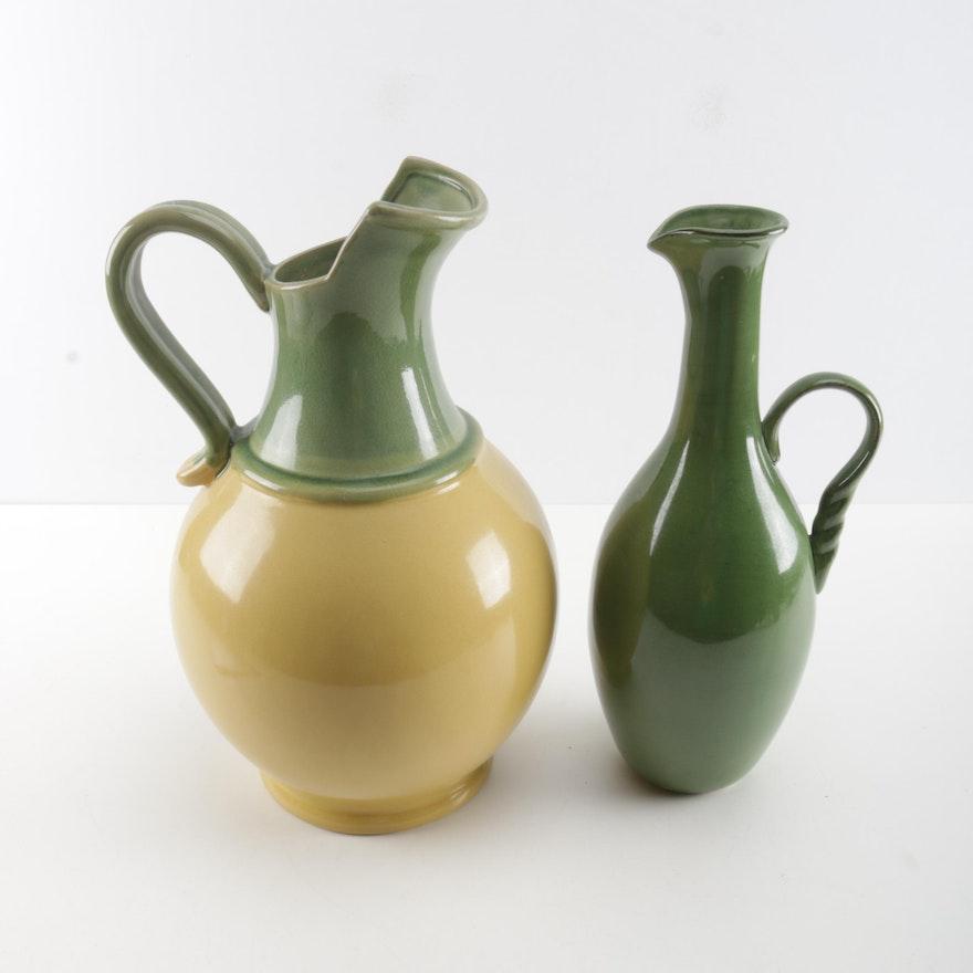 Decorative Ceramic Pitchers EBTH Unique Decorative Ceramic Pitchers