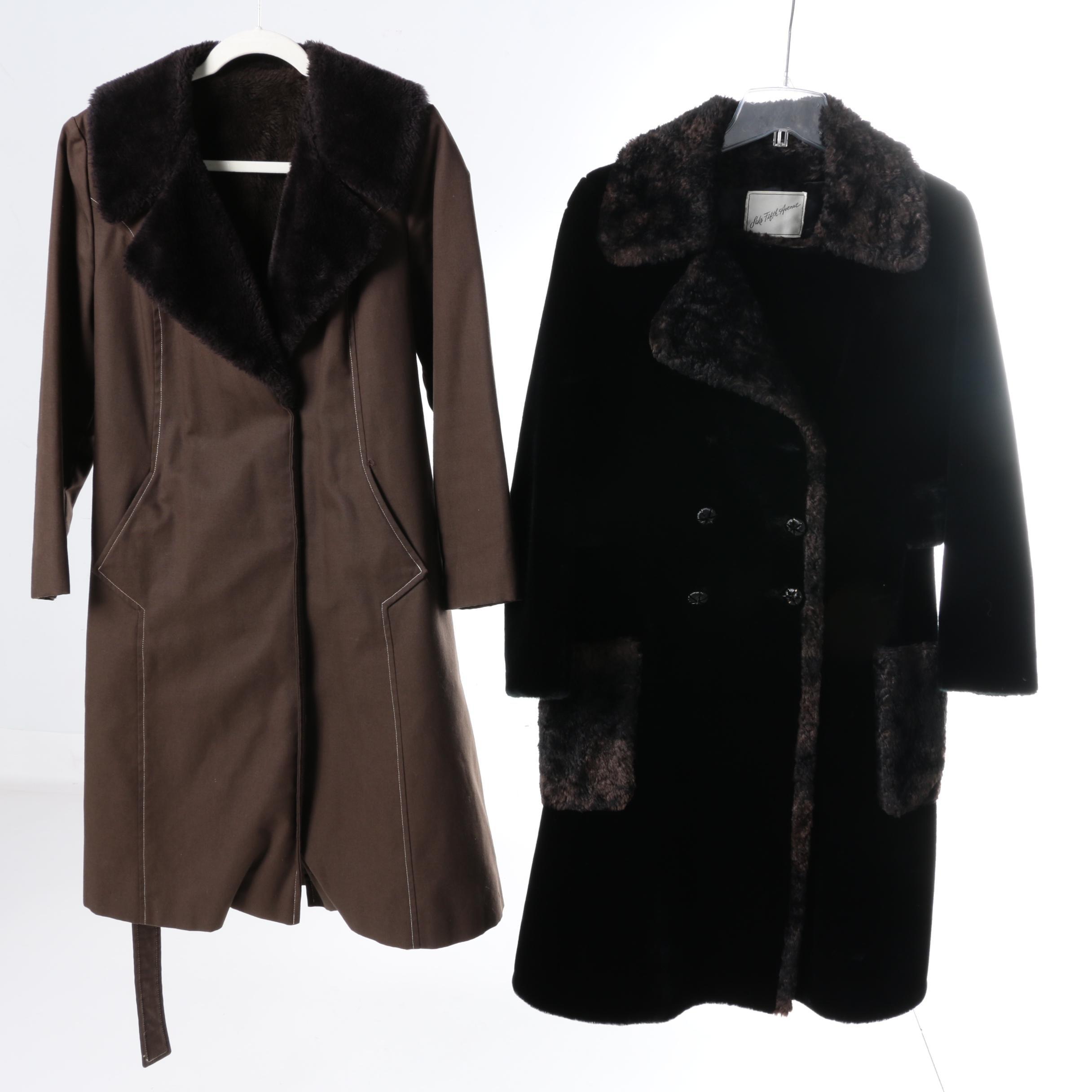 Women's Winter Coats By Borgazia and Lanson
