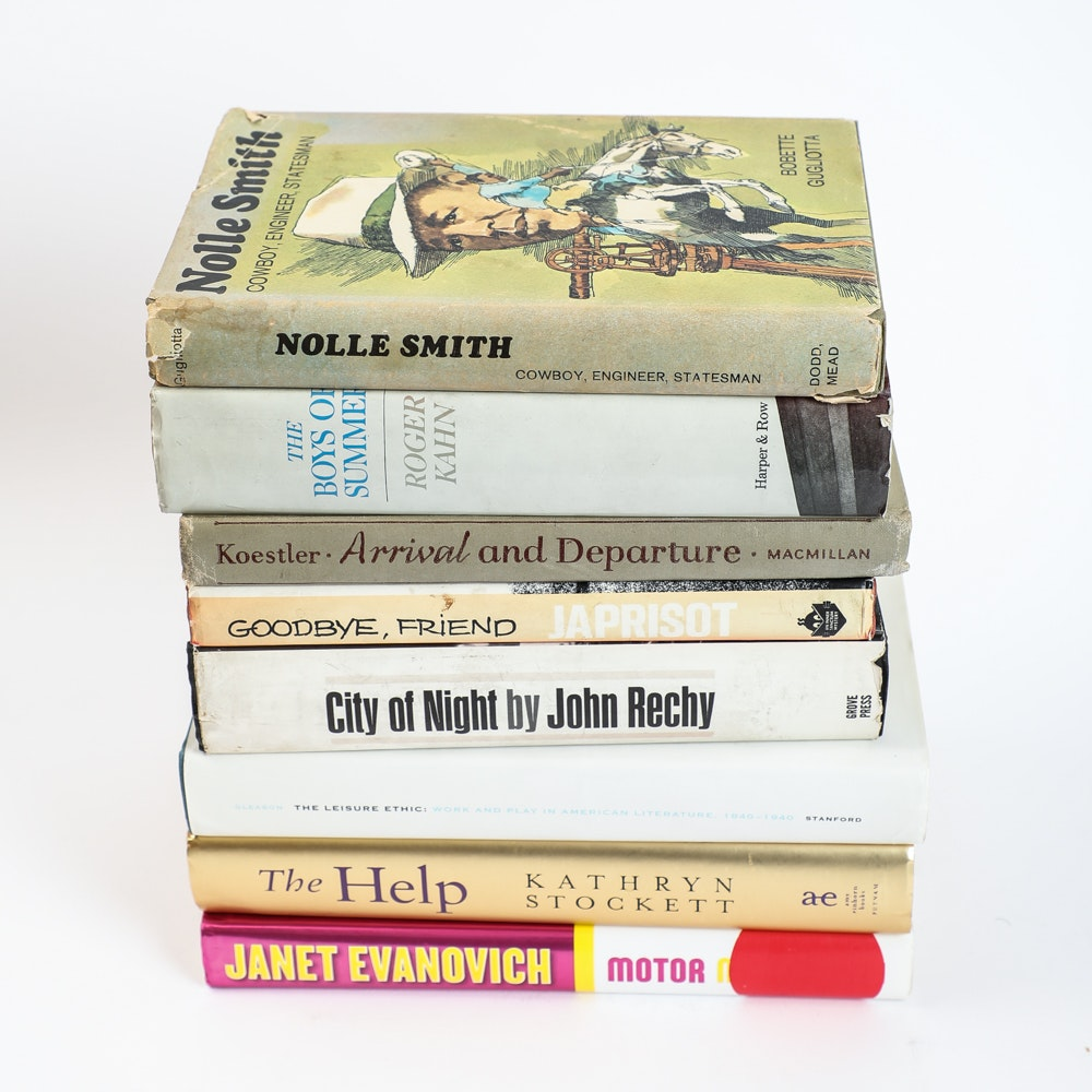 Collection of Fiction Novels