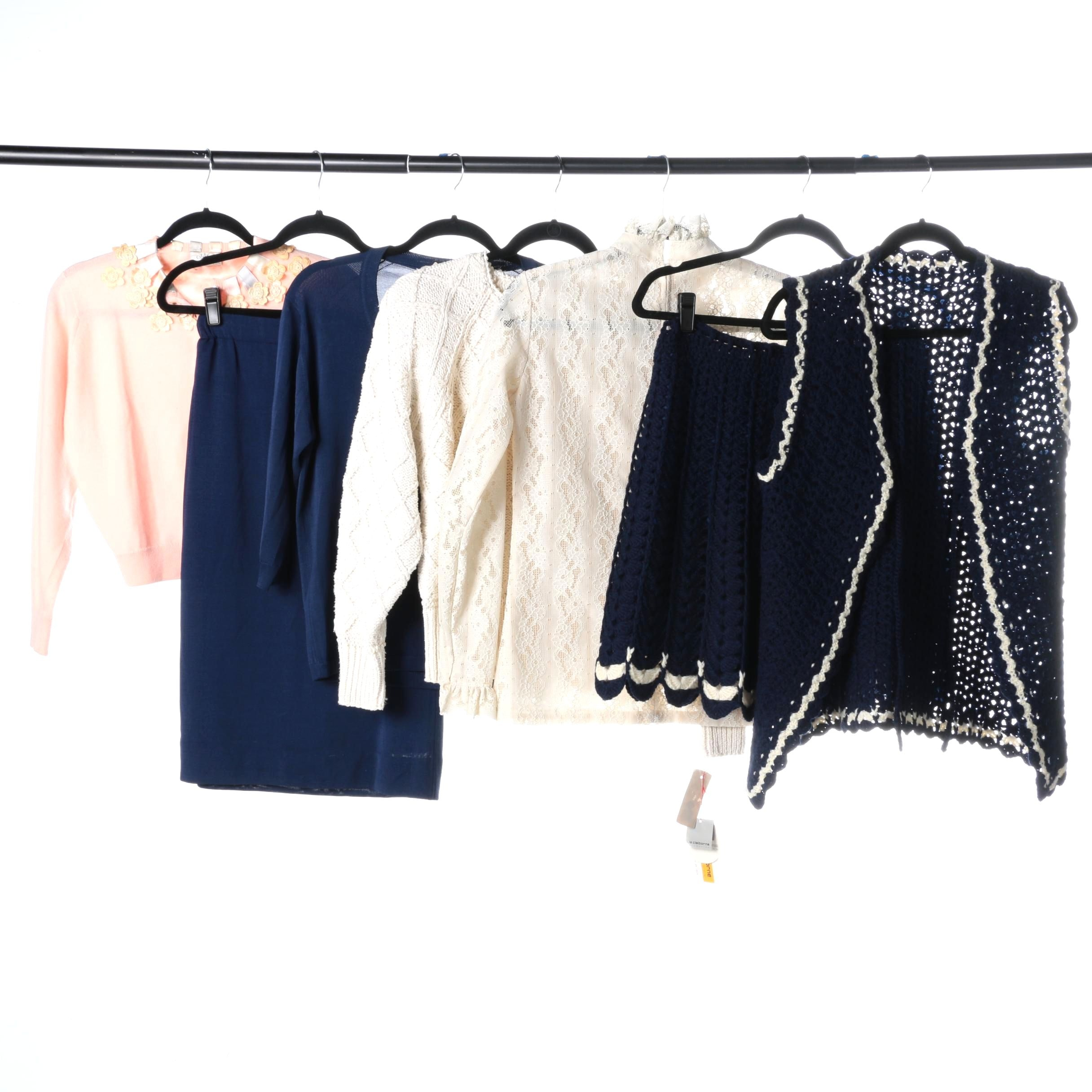 Vintage Knitwear and Separates