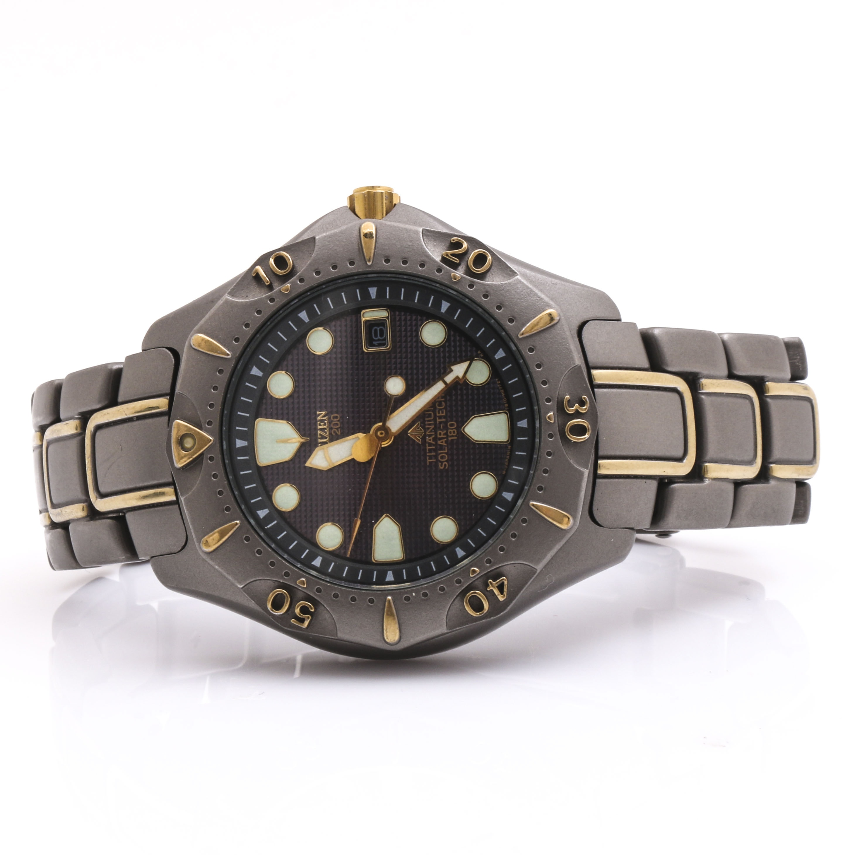 Citizen Titanium Wristwatch
