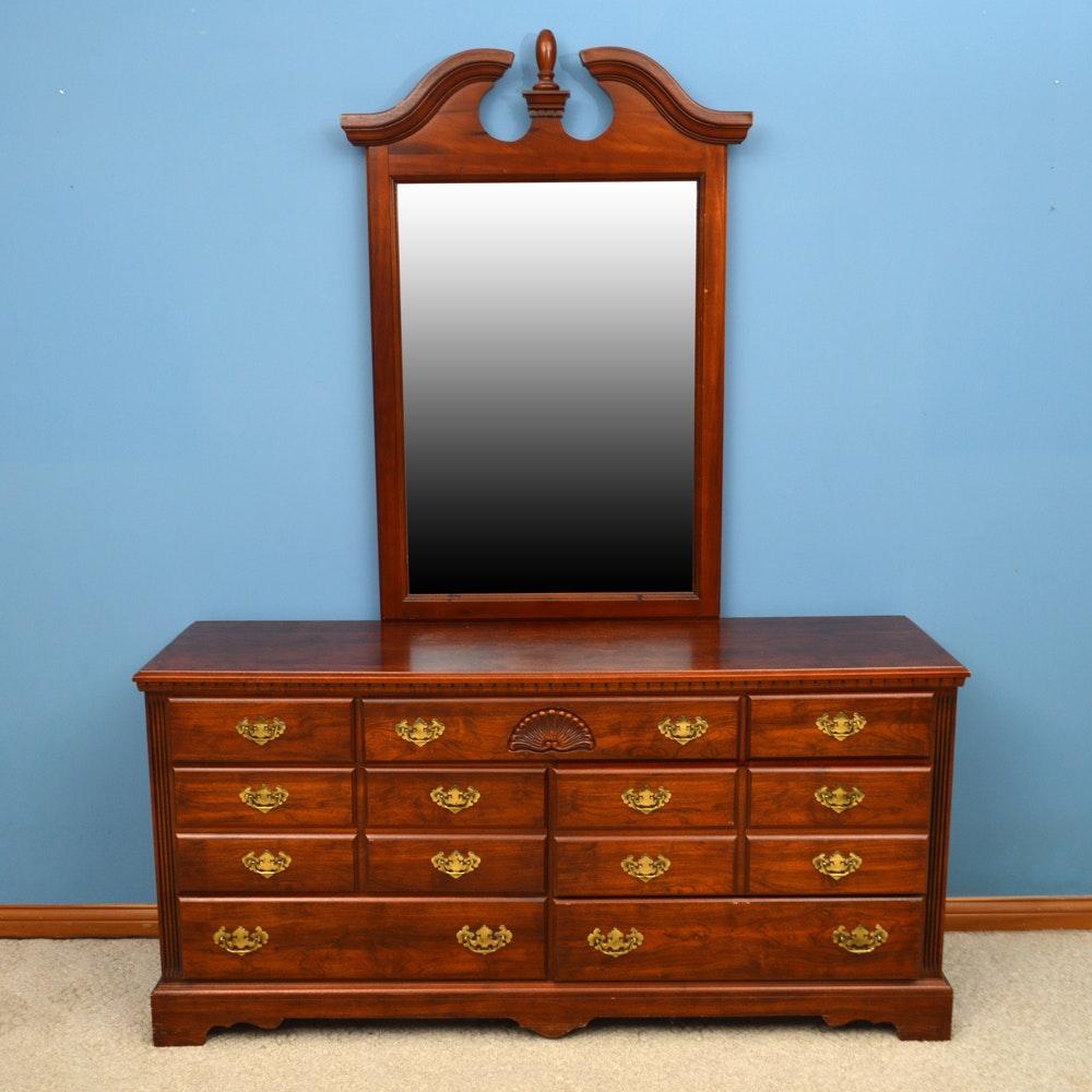 Lea Dresser and Mirror