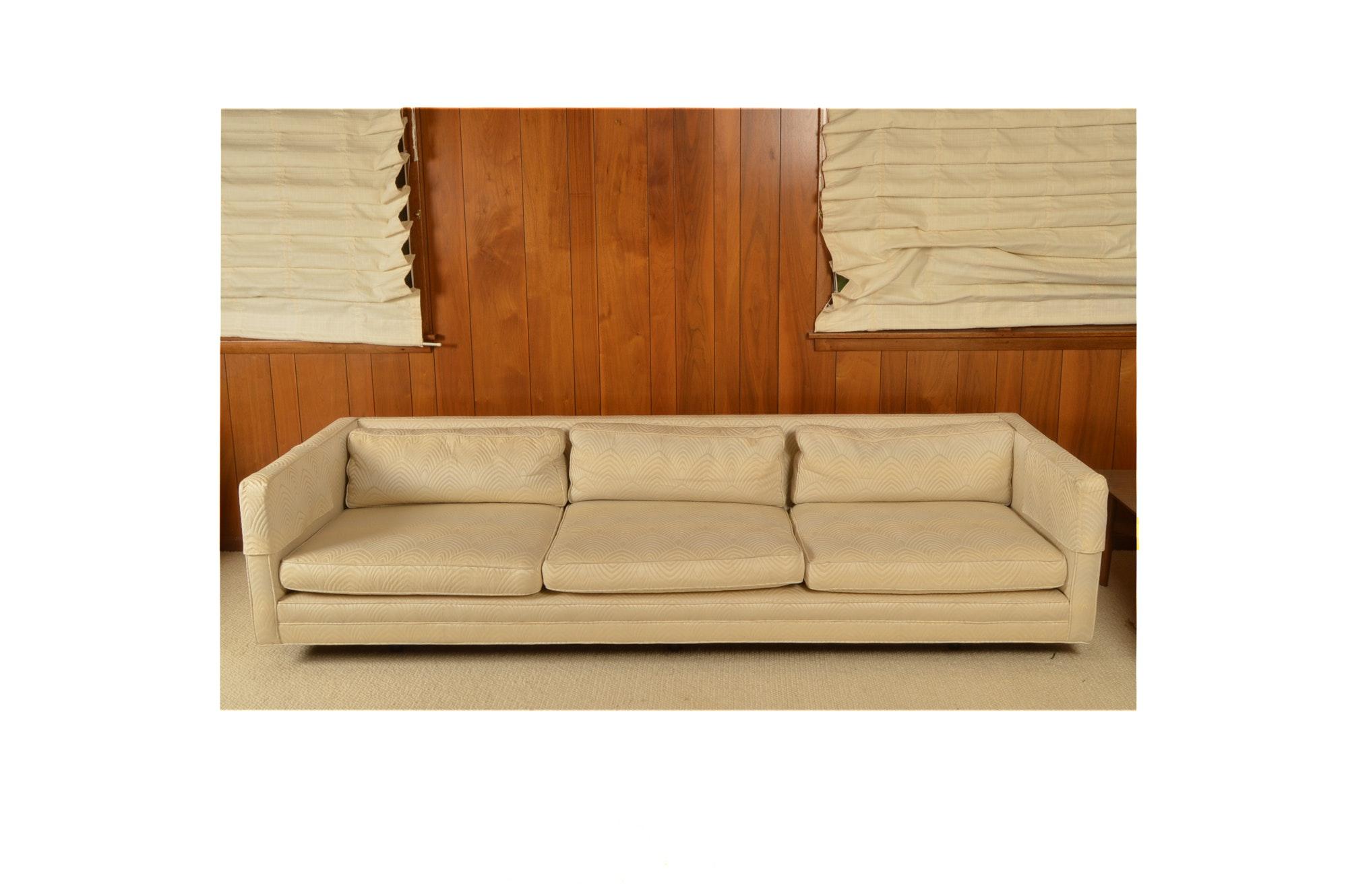 Vintage Voegele Mid Century Sofa