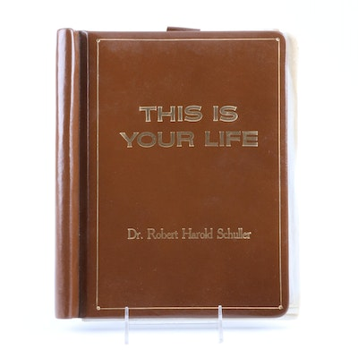 """This is Your Life"" of Dr.Robert Schuller From September 19, 1982"