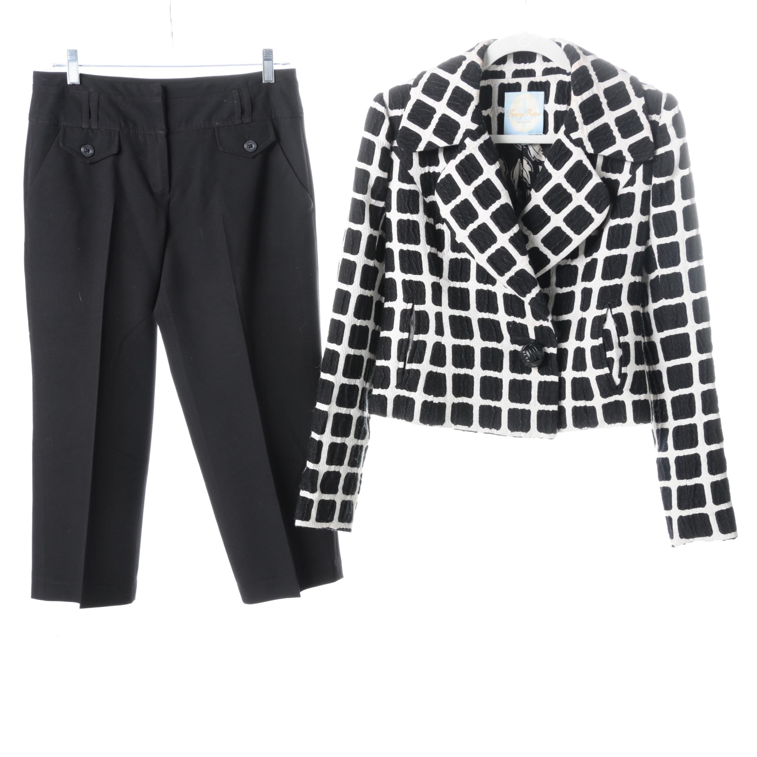 Women's Suit Separates Including Tracy Reese