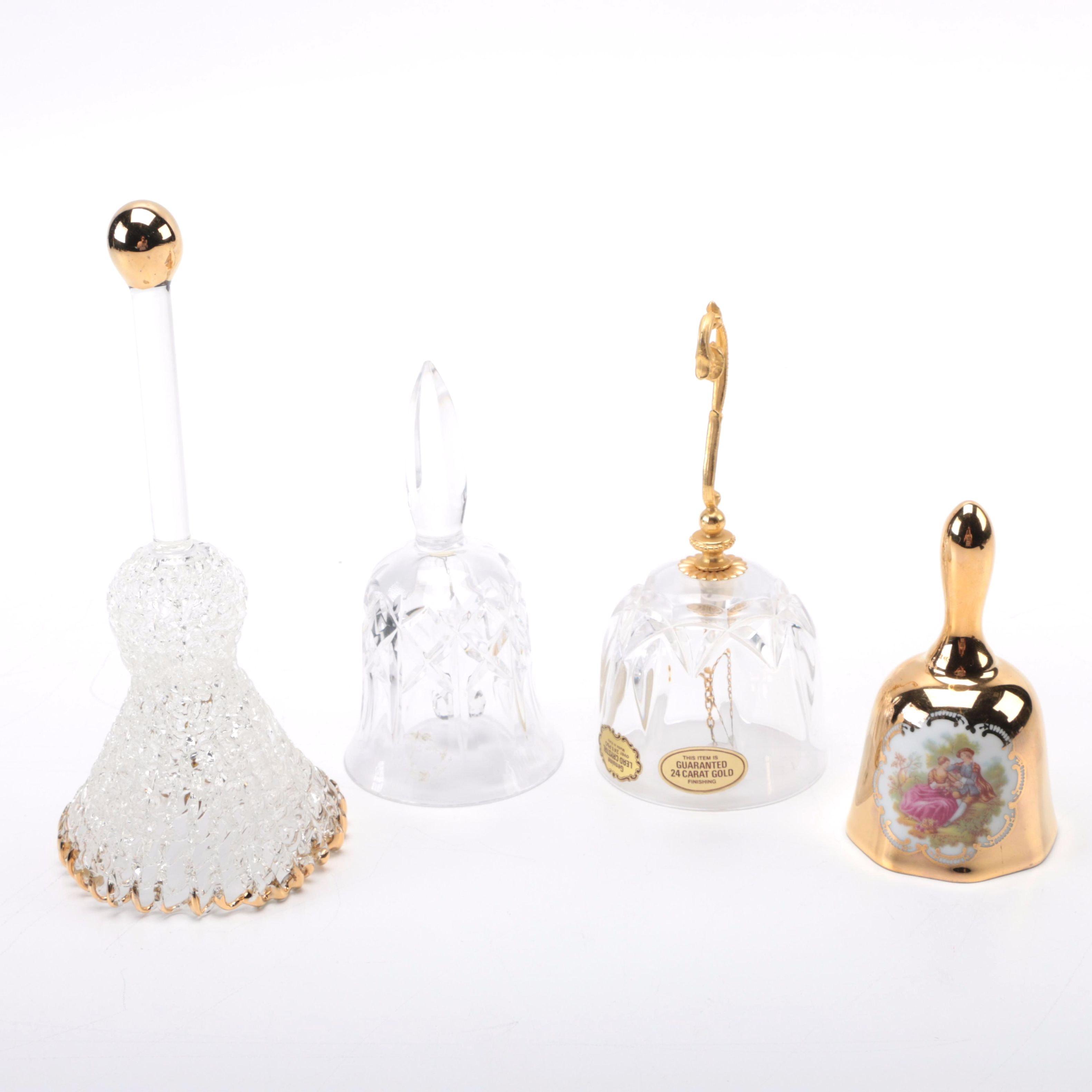Dinner Bells Featuring Bavarian Kleiber and Italian Crystal