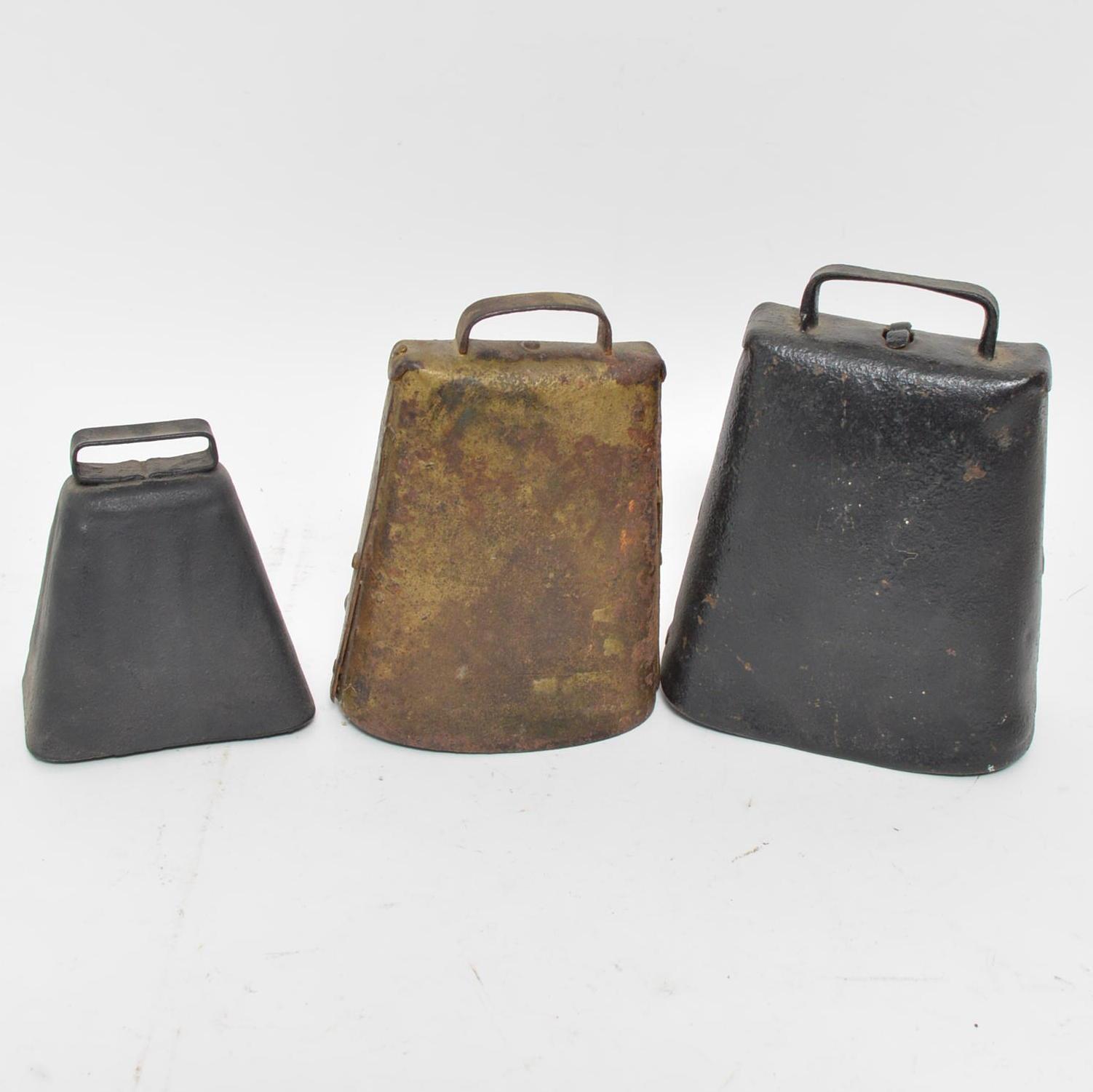 Vintage Cowbells