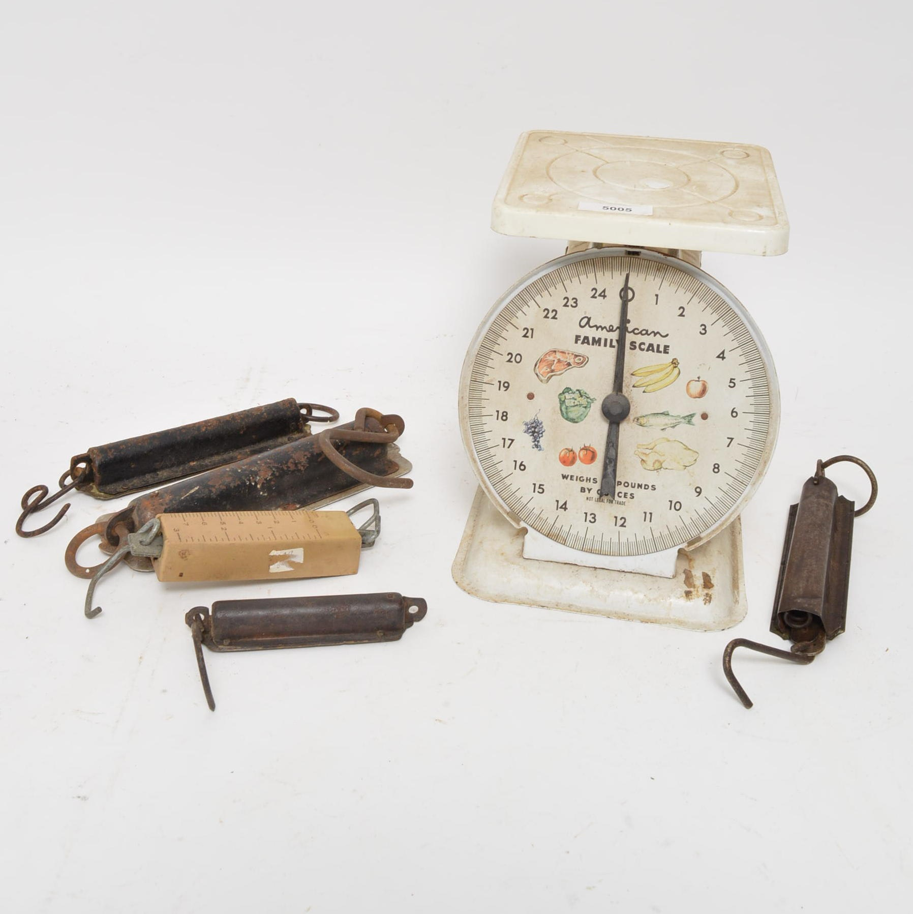 Assortment of Vintage Scales
