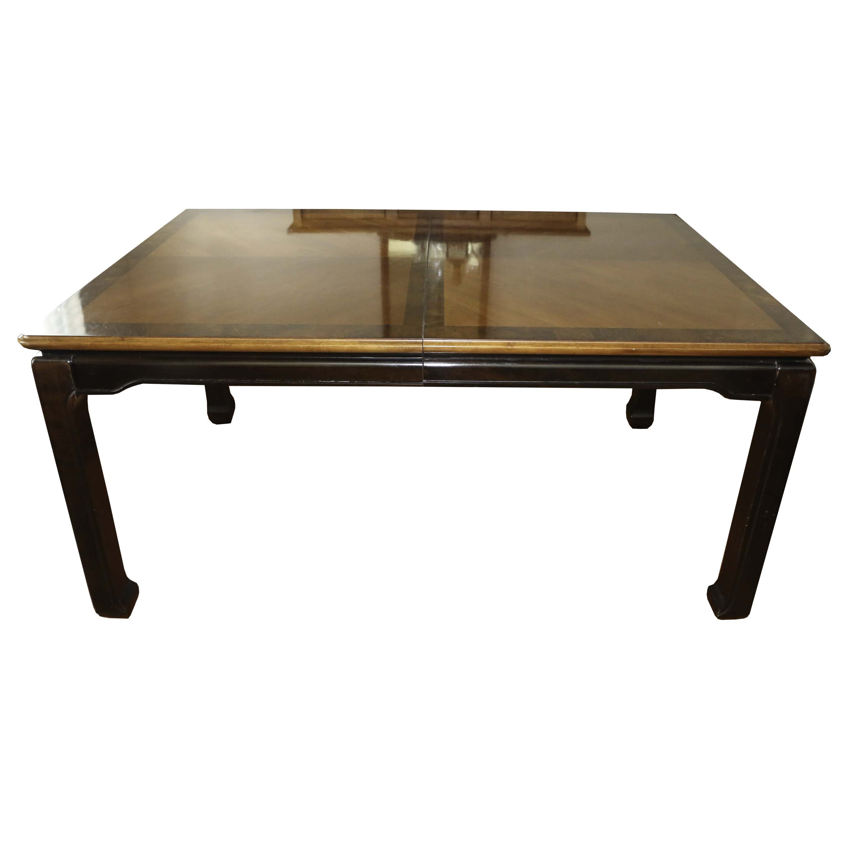 Ming Style Extendable Dining Table