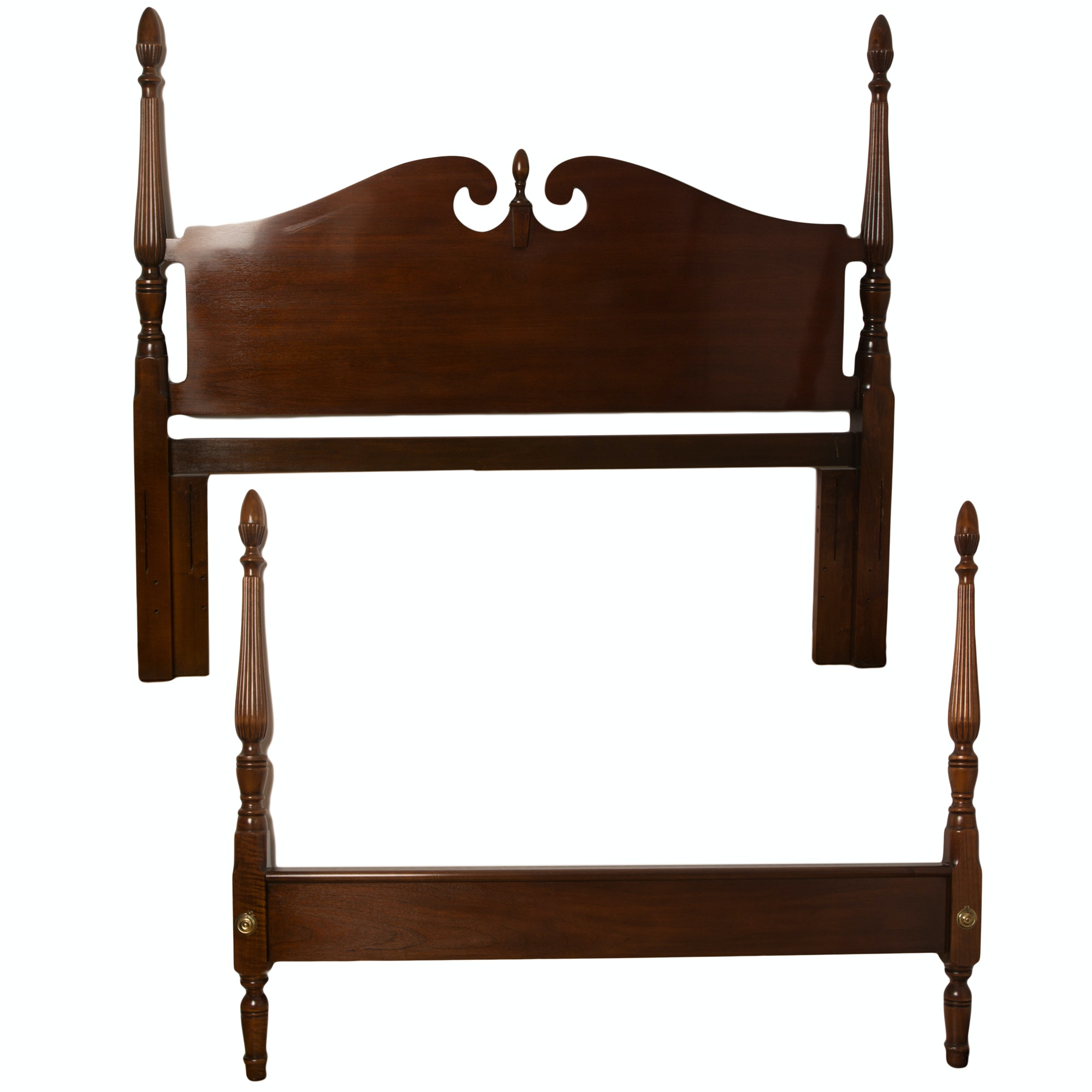 "Dixie Furniture ""Georgian Manor"" Bed Frame"