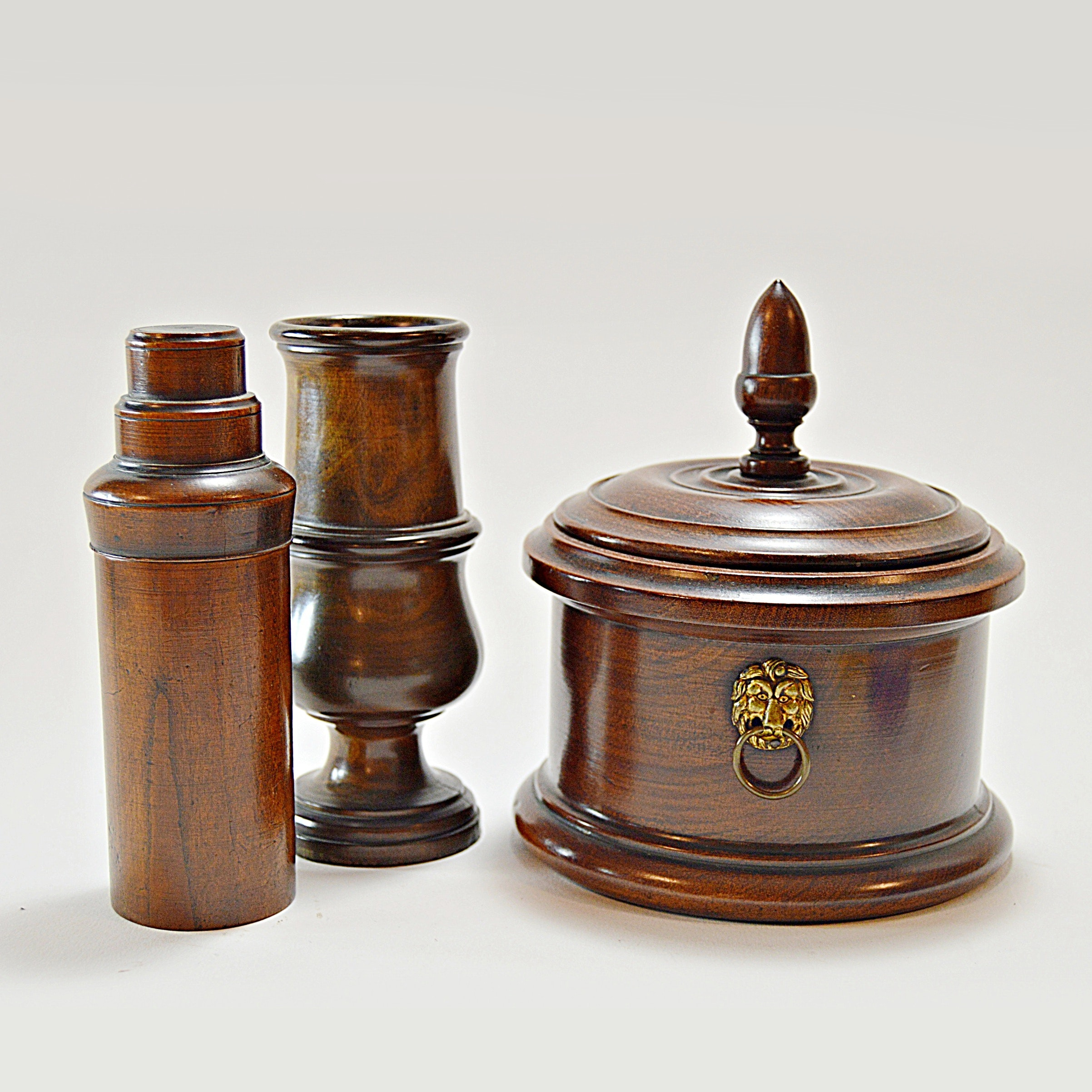 Antique Treenware