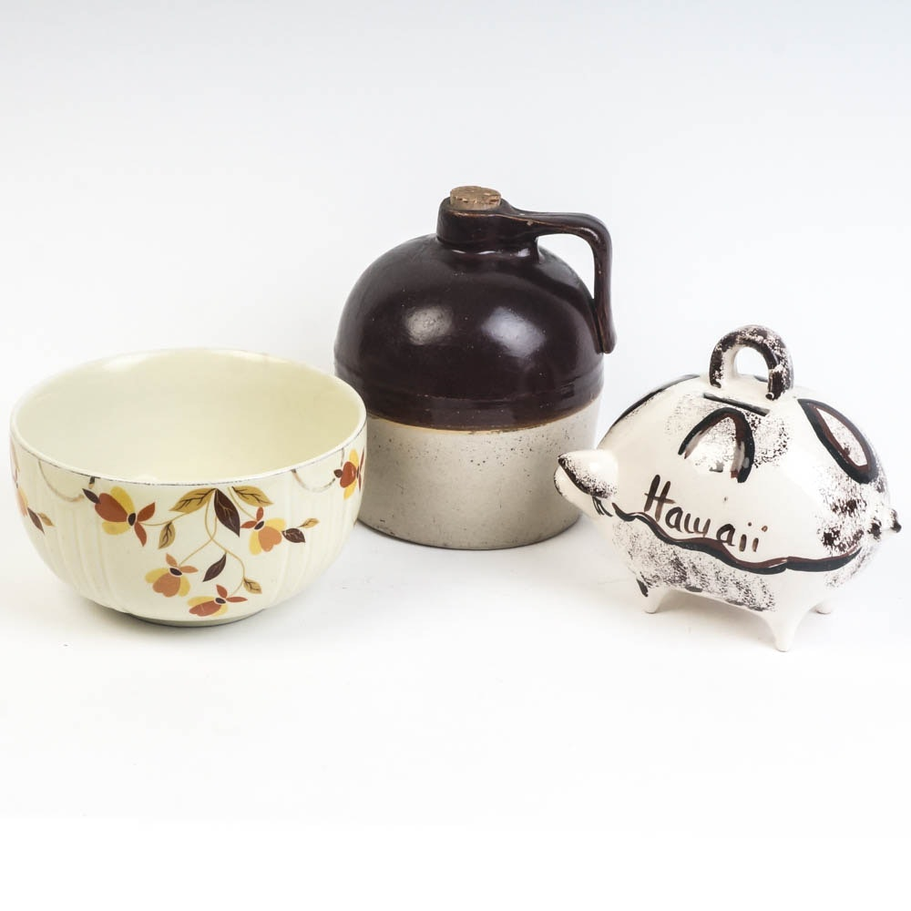 Collection of Ceramic Tableware