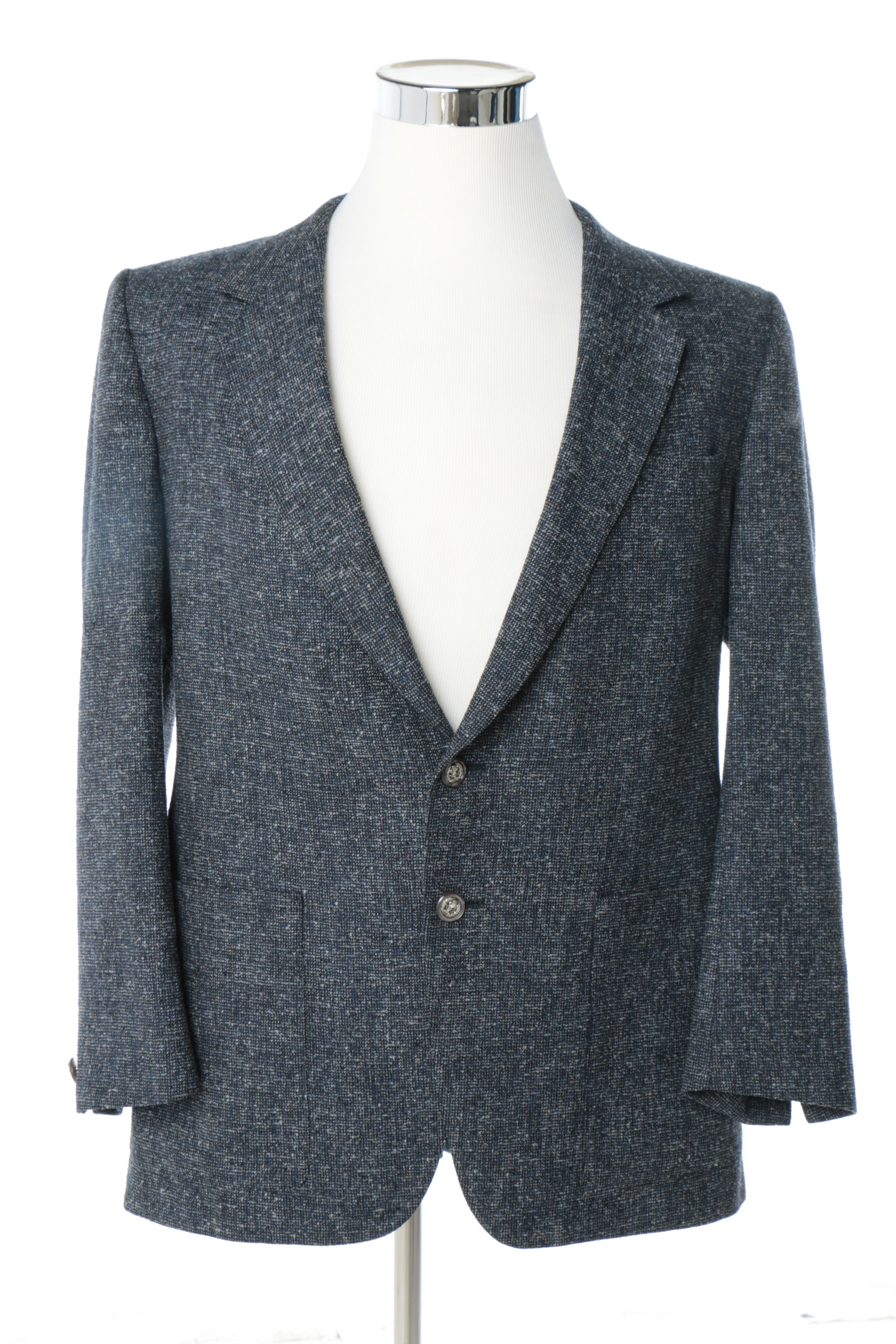 Louis Roth Blazer for Muse's Atlanta