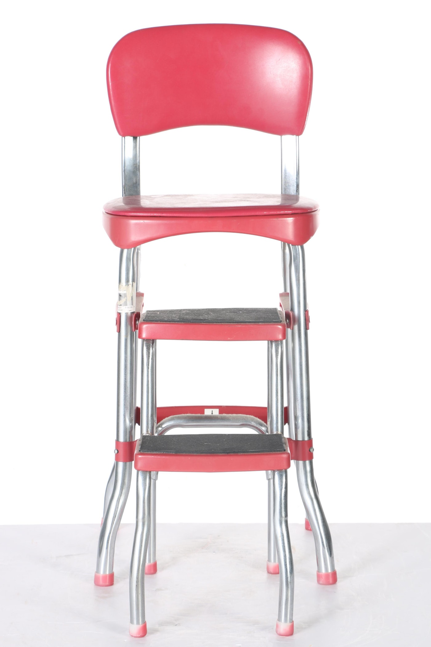 Counter Chair With Pull Out Step Stool By Cosco Ebth