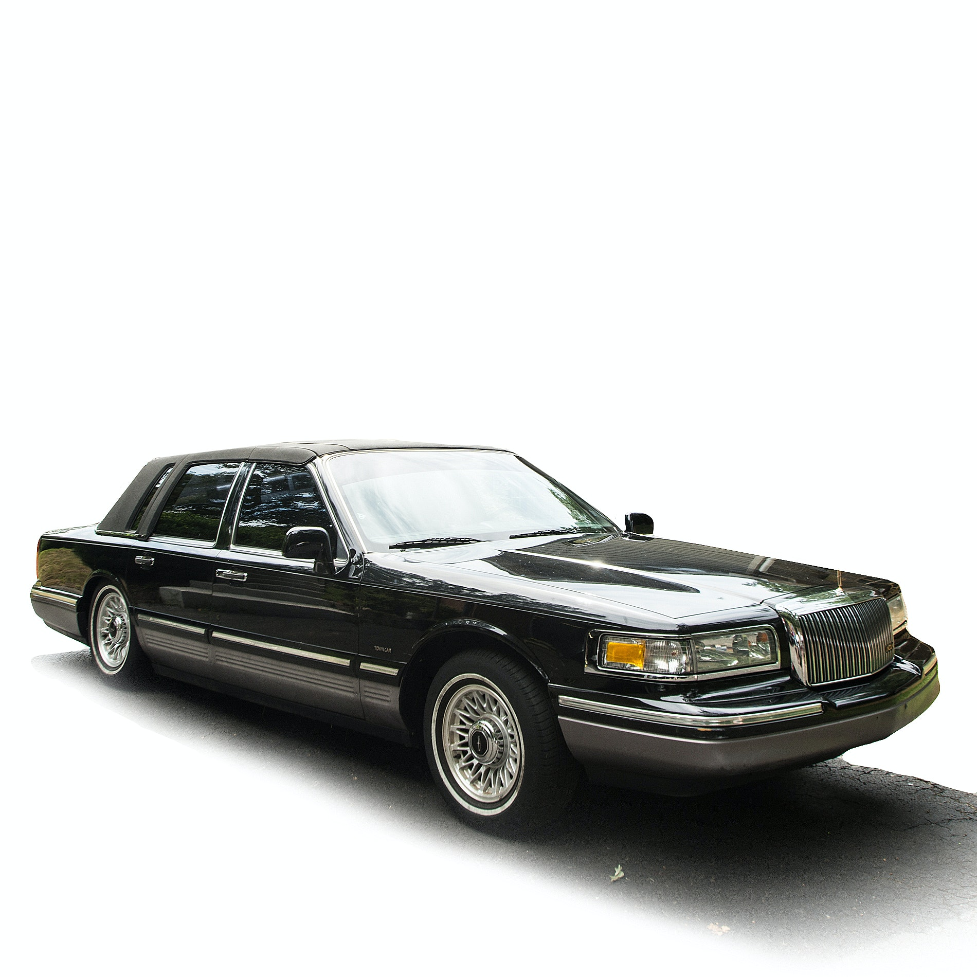 1995 Lincoln Towncar