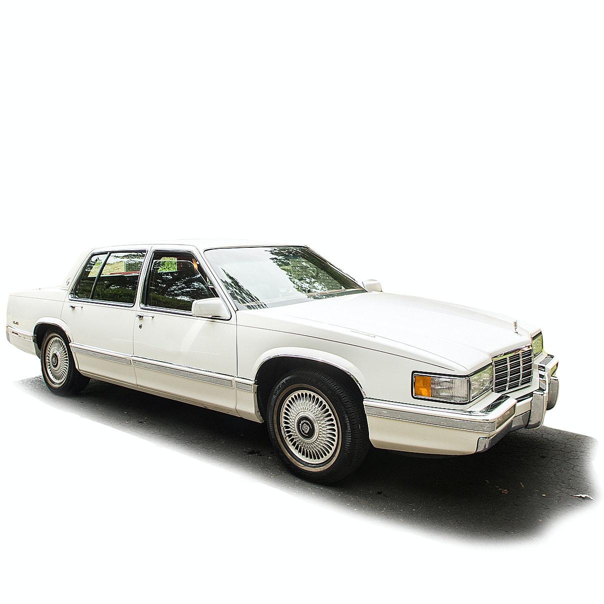 1992 Cadillac Sedan de Ville