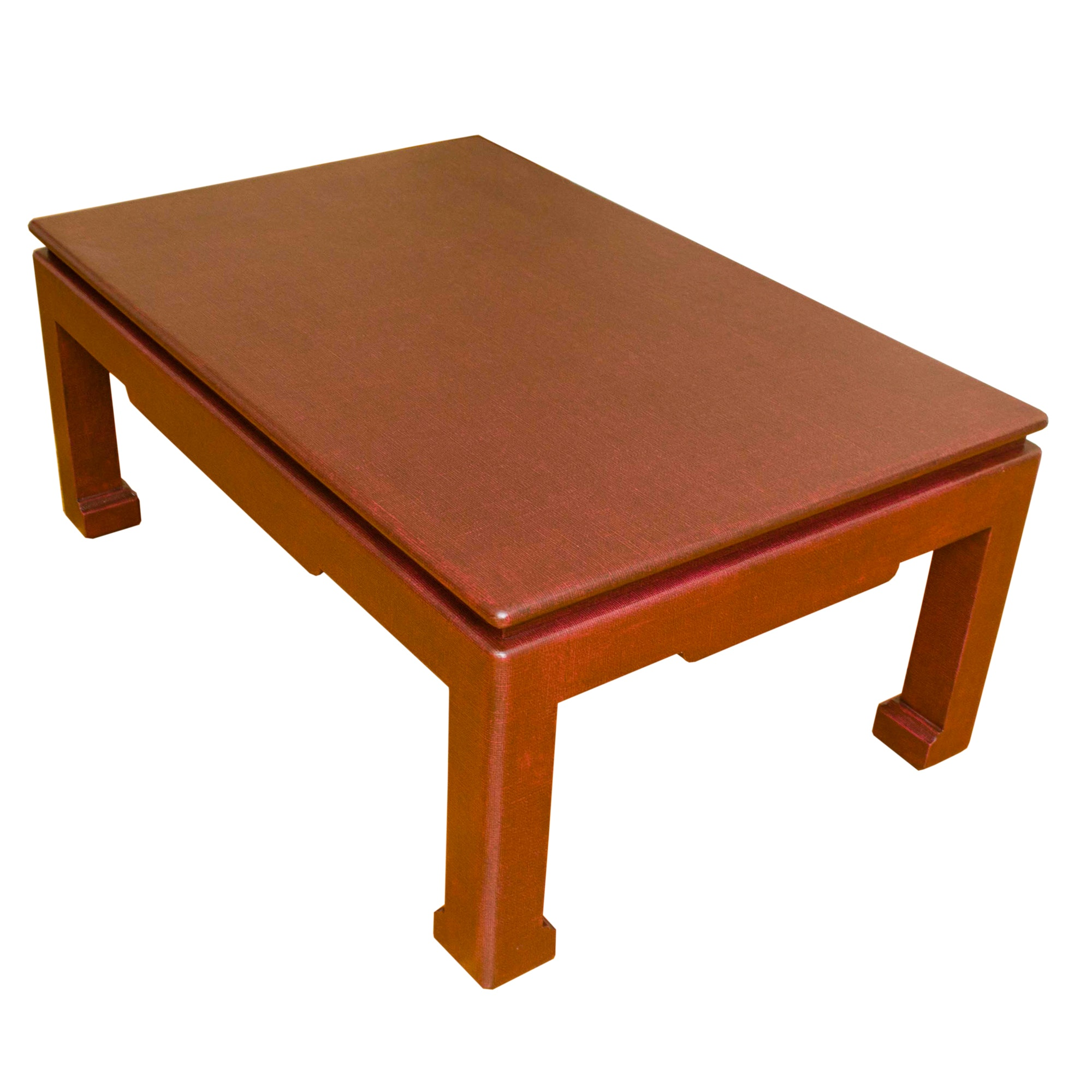 Contemporary Asian Inspired Coffee Table